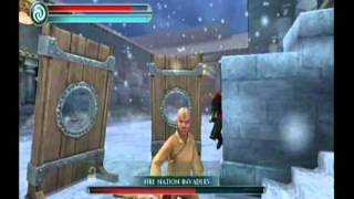 The Last Airbender Movie Game Walkthrough Part 9 (Wii)