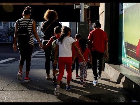 PBS NewsHour: Treating family reunification like a national emergency, HHS stresses safety precautions