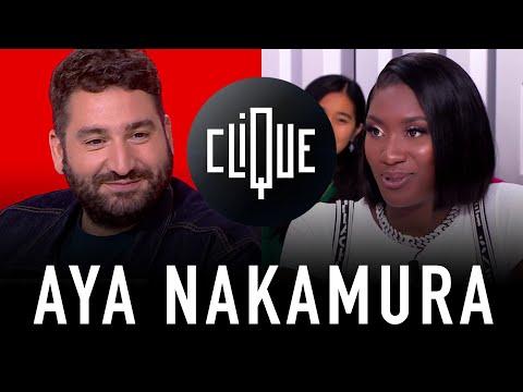 Youtube: Clique avec Aya Nakamura: Trop loin pour toi – CANAL+