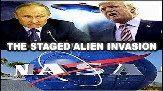 Project Bluebeam & The Fake Alien Invasion They're actually Fallen Angels & Demons! (BE