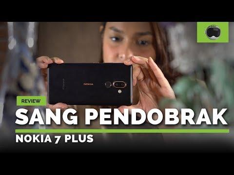 ANDROID ONE PENDOBRAK SALDO | Review Nokia 7 Plus