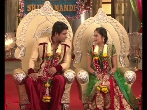 Balika Vadhu ShivAnandi celebrate first marriage