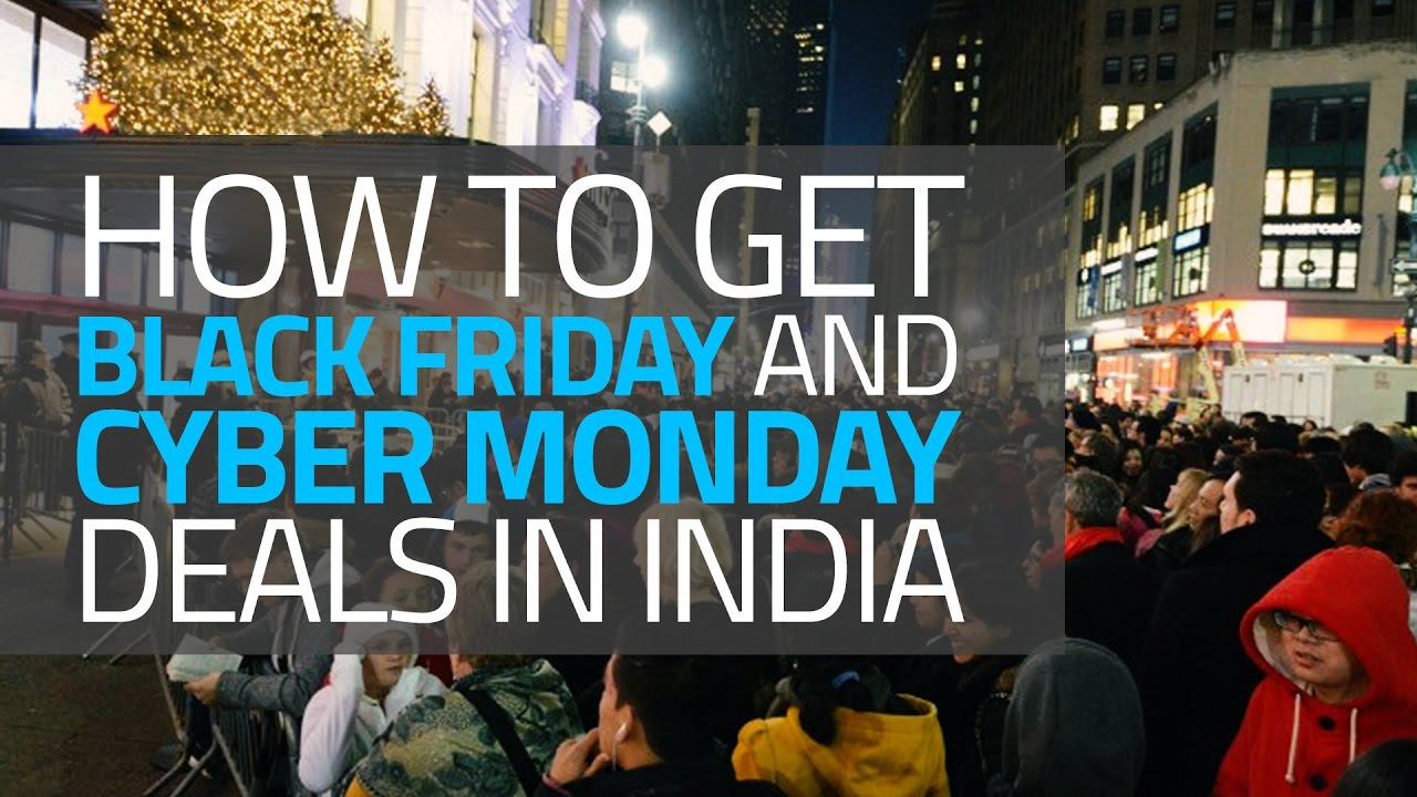 Black Friday 2020 Sales How To Shop From India And Everything You Need To Know Ndtv Gadgets 360