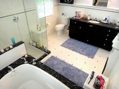 Bathroom Tour!
