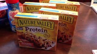 Walgreens Trip 1/21 Double Dip Nature Valley Bars And Nestlé Deal