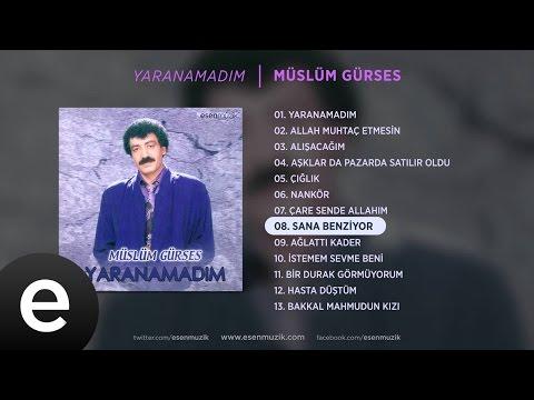 Sana Benziyor (Müslüm Gürses) Official Audio #sanabenziyor #müslümgürses - Esen Müzik