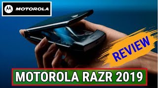Moto Razr 2019 review hands on – Motorola's flip phone is back || Detail Review