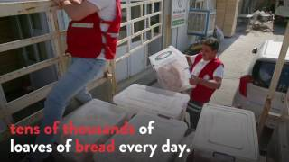 Bakers of Erbil - World Red Cross and Red Crescent day 2017