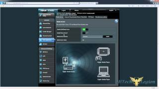 ASUS RT-N66U Dual-band Wireless-N Router User Interface Overview