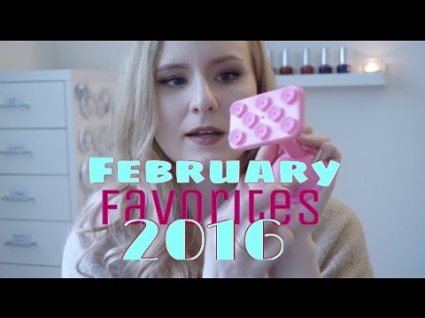 Monthly Favorites | February 2016