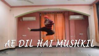 Ae Dil Hai Mushkil - Dance Choreography | SDA | Aishwarya, Ranbir, Anushka | Pritam | Arijit