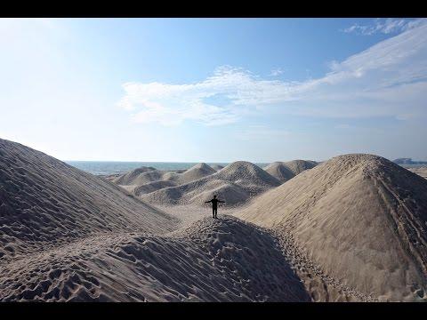 Desert in Malaysia - Klebang Beach