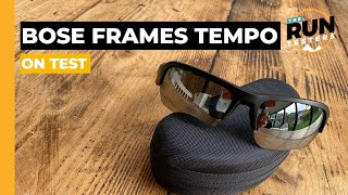 Bose Frames Tempo Review: Are these audio sports sunglasses good for running?