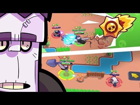 frank-new-star-power-!!-(12-sec-single-throw-monster)-brawl-stars