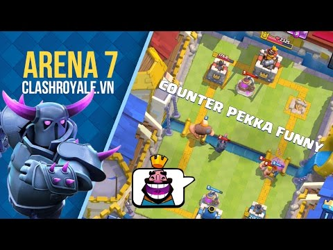 [Arena 7] Counter Pekka Funny