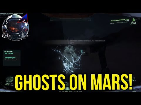 Ghosts on Mars! | Osiris New Dawn | Space...