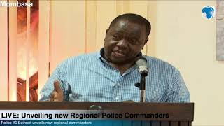 Security meeting in Mombasa honours victims of DusitD2 attack
