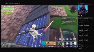 Live fortnite save the world I give weapons and exchange ft. Beboy