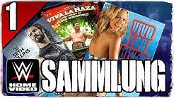 DAS IST MEINE WWE DVD/WWE BLU RAY SAMMLUNG! - TEIL 1/2 (DEUTSCH/GERMAN)
