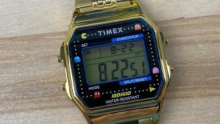 Timex PacMan Gold