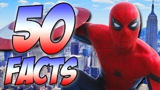 Repeat youtube video 50 Things You Probably Didn't Know About Spider-Man! (50 Facts) | The Week Of 50's #4