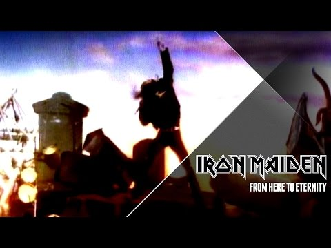 Iron Maiden - From Here To Eternity (Official Video)