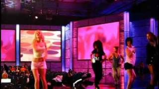 "Heidi Montag ""Body Language"" Miss Universe Rehearsal"