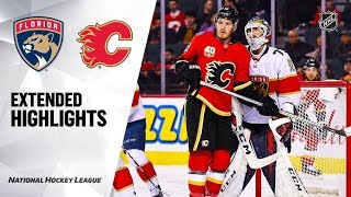 Florida Panthers vs Calgary Flames | Oct.24, 2019 | Game Highlights | NHL 2019/20 | Обзор матча