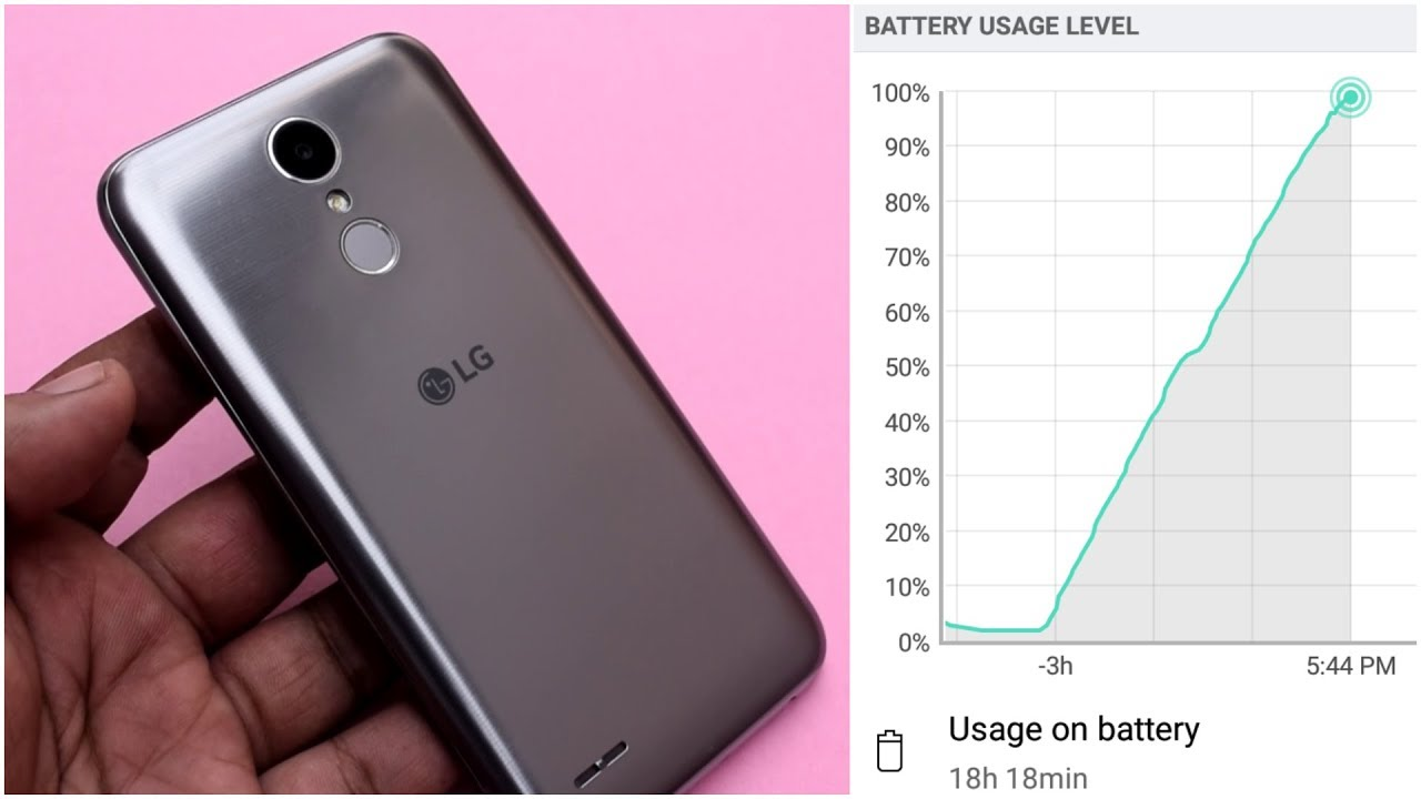 Lg K10 2017 Charging Test Lg M250i Youtube