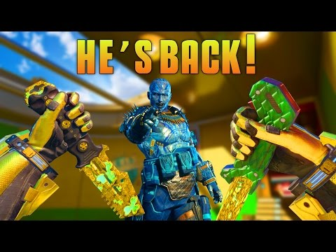 HE'S BACK! (Ballistic Knife Gameplay & Black...