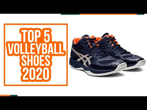 Top 5 Best Volleyball Shoes 2020