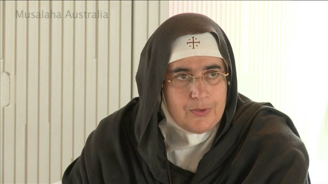 Mother Agnes Mariam on the Role of the Musalaha ...