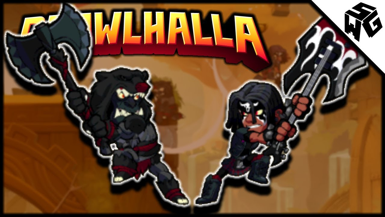 Skins Get Wins Xull Edition - Brawlhalla Gameplay :: Road to 2200