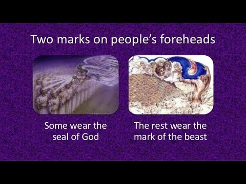 Image result for god's mark on his people to protect them