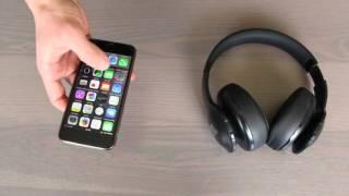 Bluetoothkopfhörer mit dem Handy verbinden.