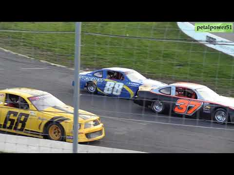 Sunset Speedway  Pro Challenge Series, Aug. 19, 2017