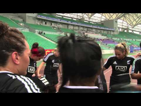Womens 7's Finals - China