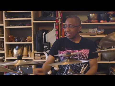 Aubrey Dayle walks us through his Dream Cymbals setup