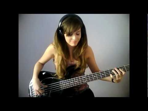 Download Youtube: Muse - Panic Station [Bass Cover]