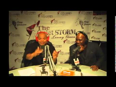 WILL DOWNING IN THE QUIET STORM WITH LENNY GREEN