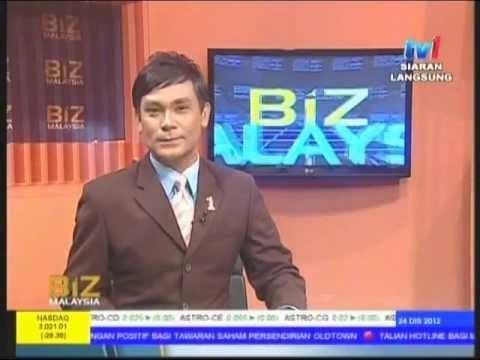 PruBSN Pengendali Takaful Terbaik (Asia) 2012 (petikan BIZ Malaysia: TV1)