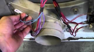 Kenmore Whirlpool Dryer Won't Start - Easy Fix