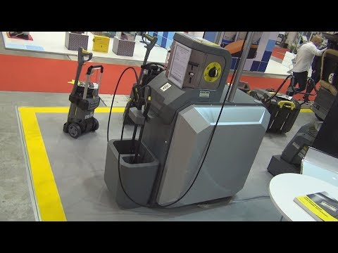 Kärcher SB-MC 2 Self-Service Wash System Exterior And Interior