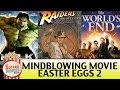 Mindblowing Movie Easter Eggs 2