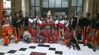 Reog Surabaya Hiprejs Airlangga bersama  Taruna Budaya