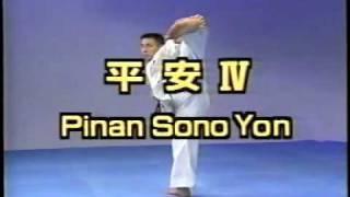 YouTube - Karate kyokushin kata pinan sono 1_2_3_4_5.flv