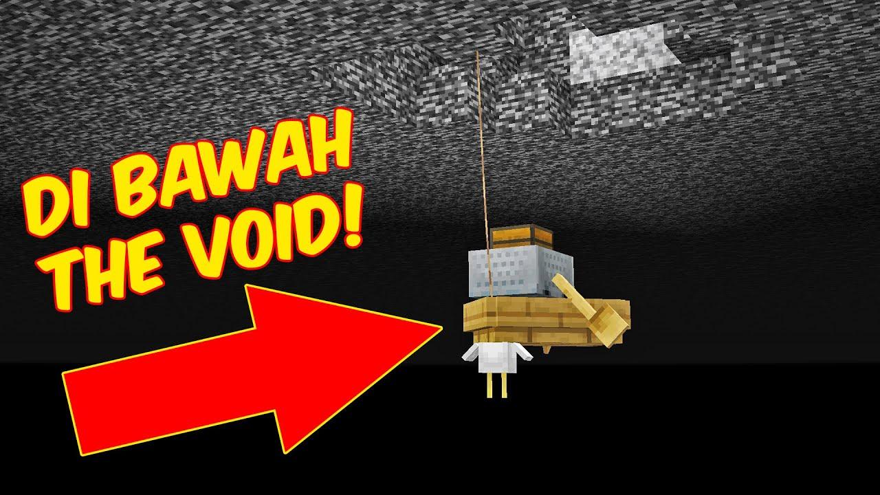 Cara ANEH Menyembunyikan Barang Berharga Di Minecraft