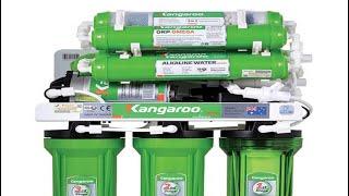 Máy lọc nước kangaroo ngăn ngừa mỡ máu Omega KG110