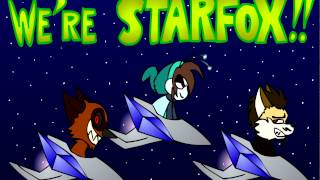 Were Starfox - Kirblog 62015