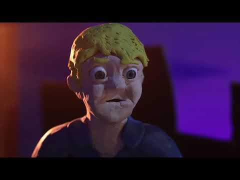 SKATER gets MUGGED! Then THIS HAPPENED!!!.... [claymation stop motion animation made in 24 hours]